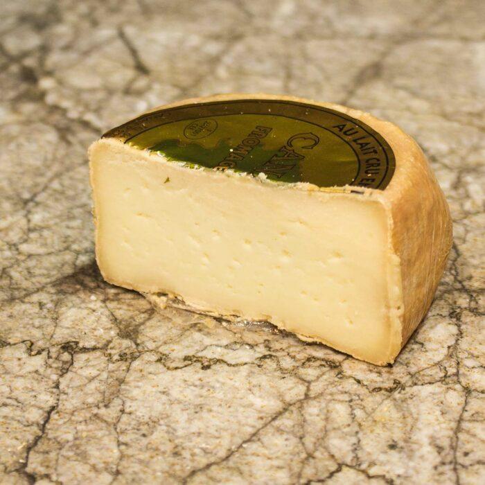 fromage fermier corse lait cru brebis