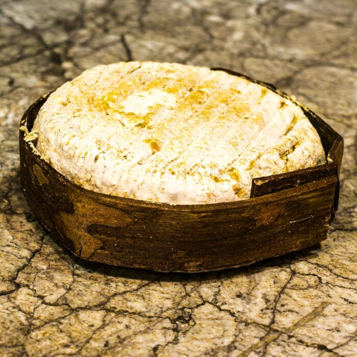 fromage fermier coeur coulant